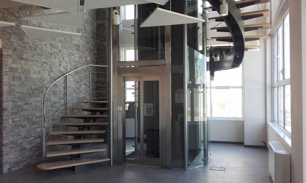 ascensor electrico