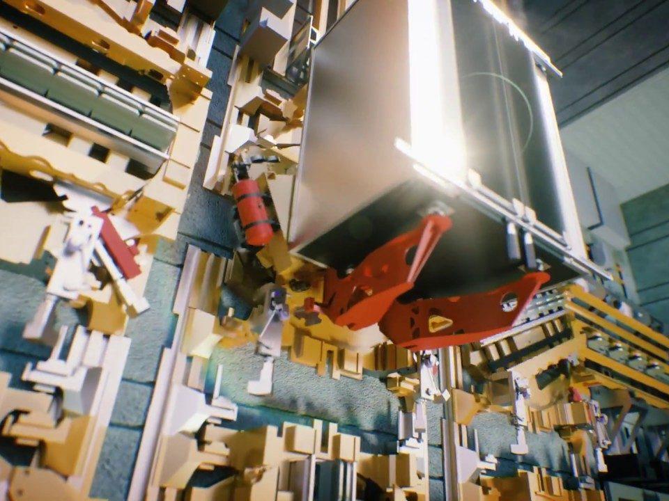 como funciona un ascensor magnetico 2