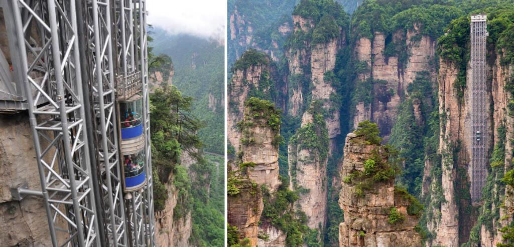 ascensor mas alto del mundo
